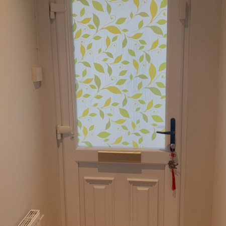 windeco frosted privacy