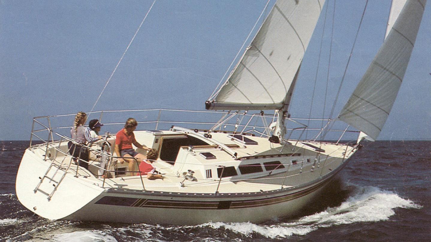 1981 Jeanneau Sun Fizz 40
