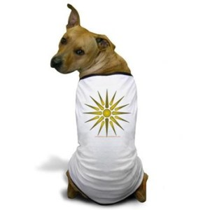 Sunny Dog T-Shirt at sunisthefuture.com