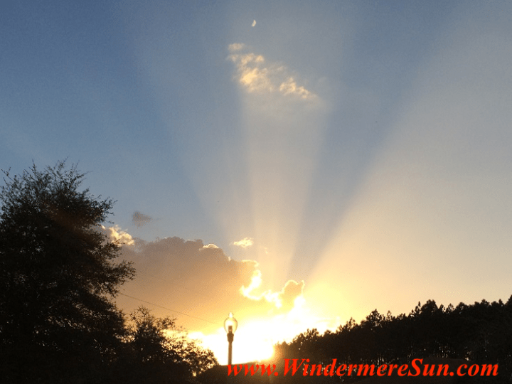 Sunshine of Central Florida region (credit: Windermere Sun-Susan Sun Nunamaker)
