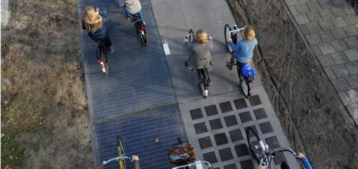 Solar Bikepath of Netherland (credit: pri.org)