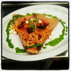 My French Cafe-vegetarian crepe