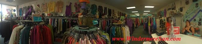 Pretty Women Consignment items (credit: Windermere Sun-Susan Sun Nunamaker)