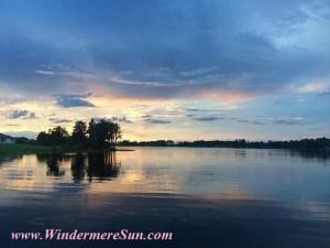 Beautiful Blue Windermere/Central Florida Sunset2 (credit: Windermere Sun-Susan Sun Nunamaker)
