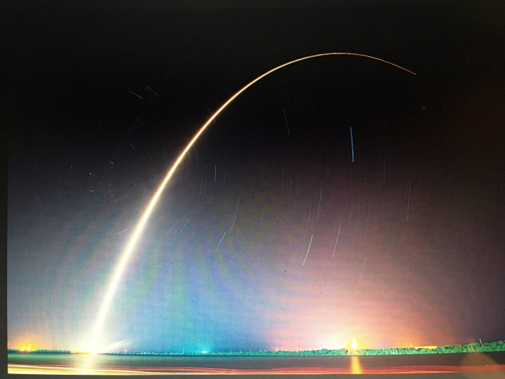 The Launch-CRS4