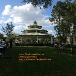Neighborhood park with gazebo (photo credit: Windermere Sun-Susan Sun Nunamaker)