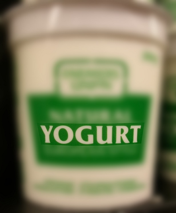 Yogurt (blurred by and credit: Union Farmer's Yogurt)