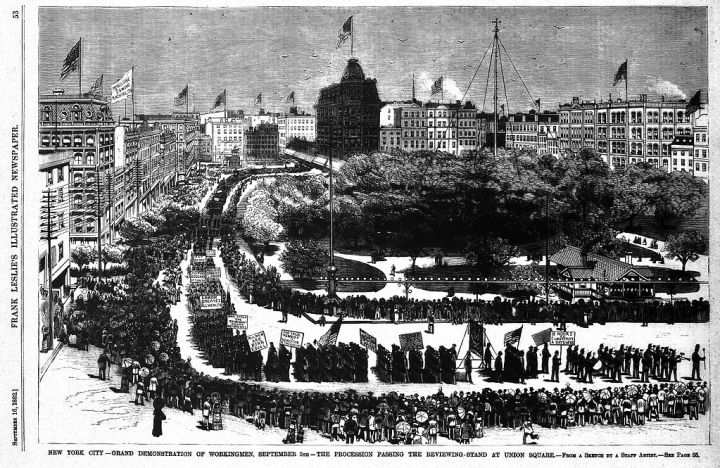 First_United_States_Labor_Day_Parade,_September_5,_1882_in_New_York_City,