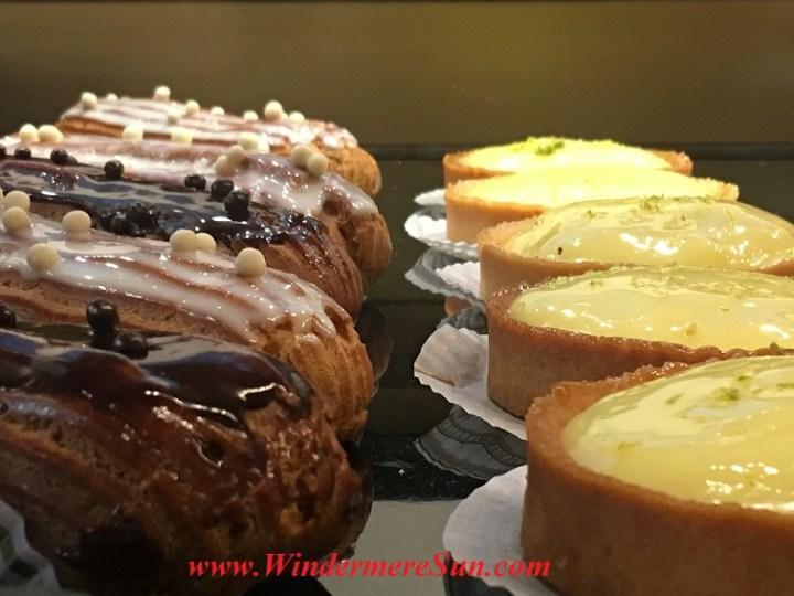 Long Johns & Lemon Tarts of My French Cafe (credit: Windermere Sun-Susan Sun Nunamaker)