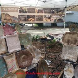 Fabu Pottery of WFM (credit:Windermere Sun-Susan Sun Nunamaker)