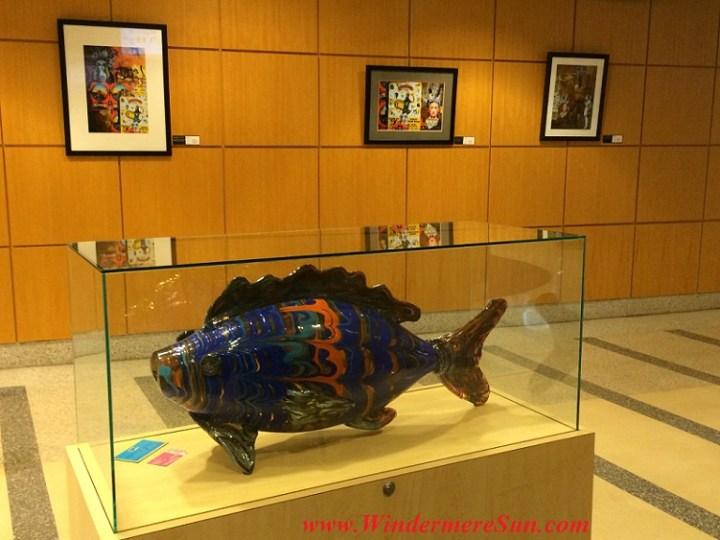 Ceramic and art displays final