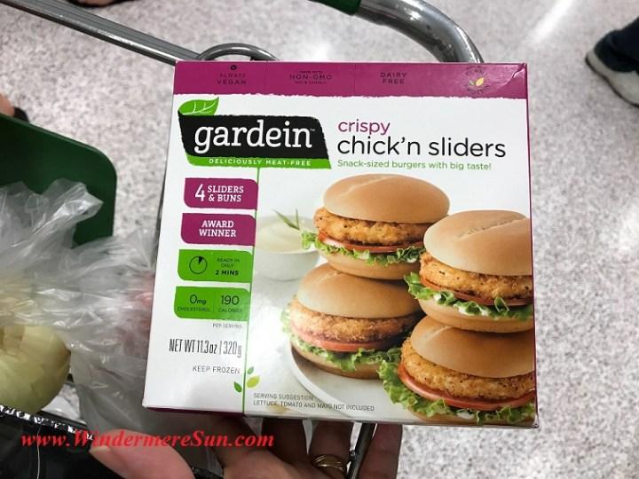 Gardein's meatless chicken slider final