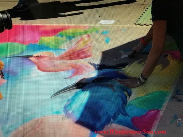 Artistic bird art work-1 final