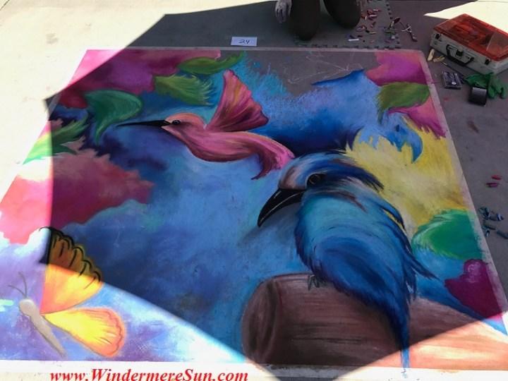 Bird artisitc art work final