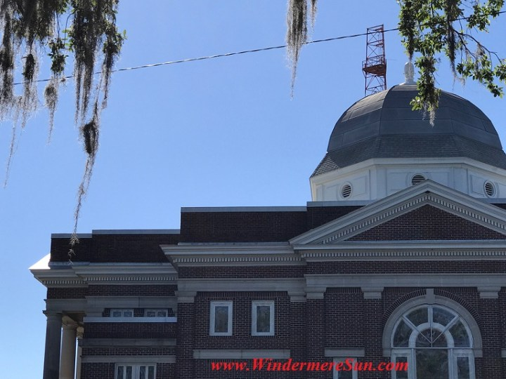 Building with Dome-Shaped Roof final
