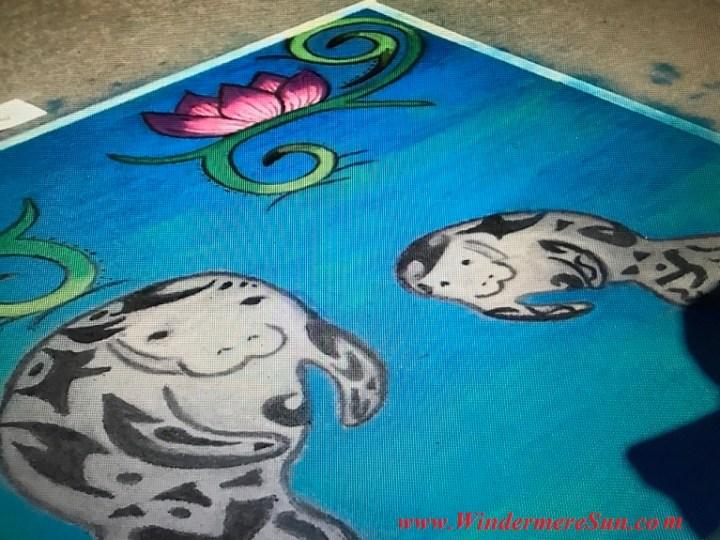 sea animal art work final