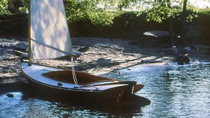 Melonseed Skiff for Sale