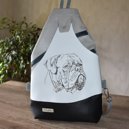 Bordeauxdogge Sling Bag