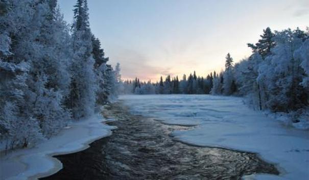 Raudanjoki, Nature trails around Rovaniemi