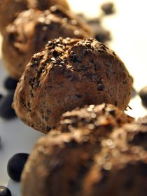 Beer malt bread recipe with linen seeds by Wind from the North