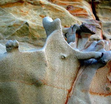 cliff art