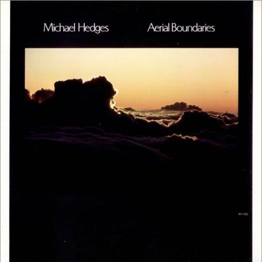 Michael Hedges Aerial Boundaries Vinyl Cover