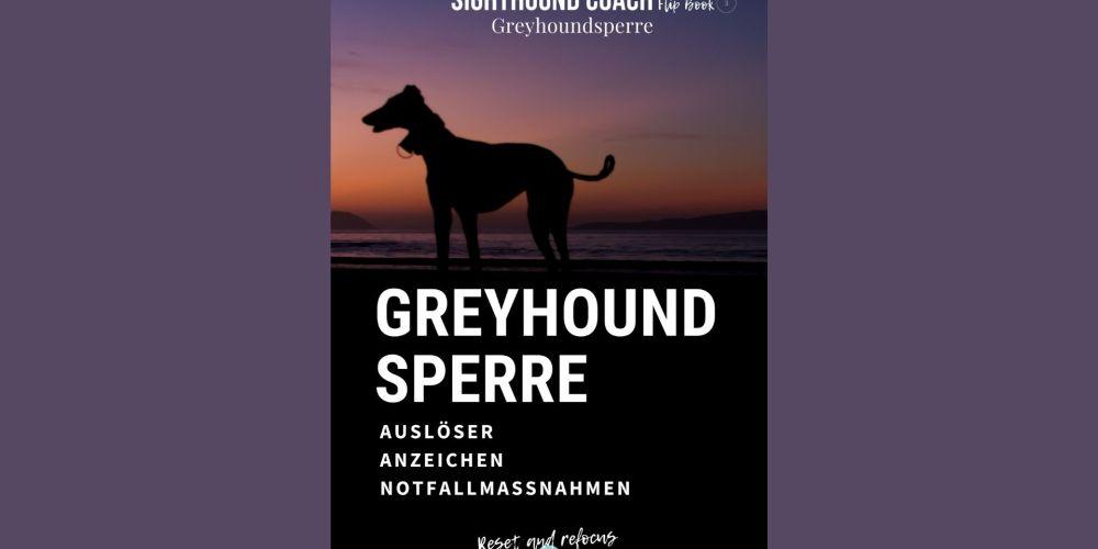 Sighthound-Coach Flip Book #3 Greyhoundsperre