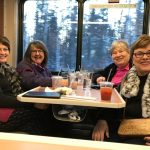 Alaska Train Friends