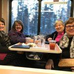 Alaska Train Friends