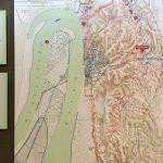 Map of Vicksburg redoubts