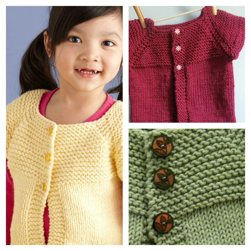 Free Toddler Sweater Knitting Patterns - Winding the Skein