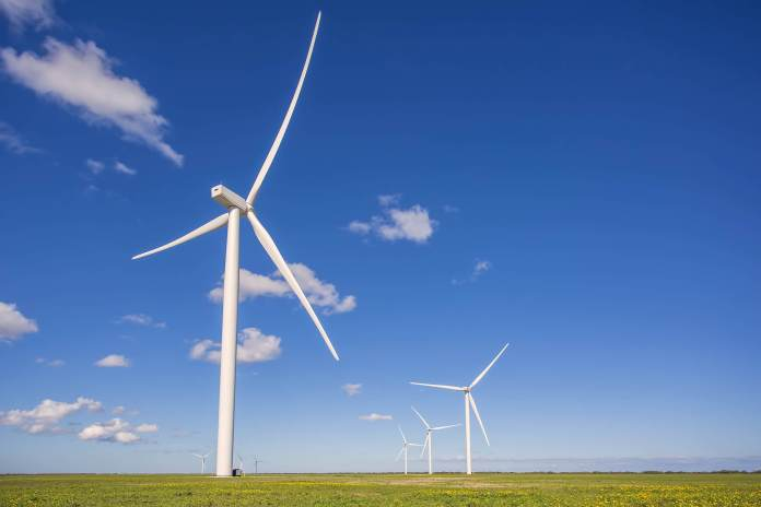 Tenaska's 242 MW wind farm in  Missouri begins operation