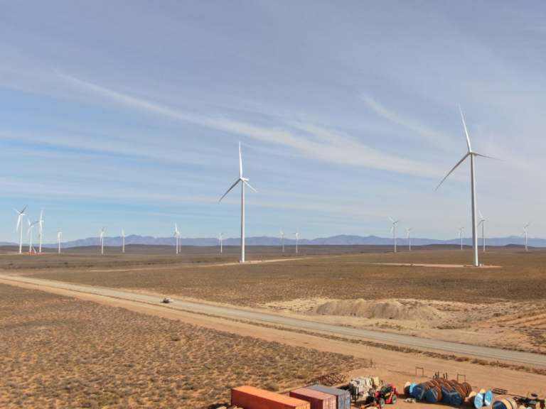 Perdekraal Wind Farm Recieves a 500 MVA Mega Transformer