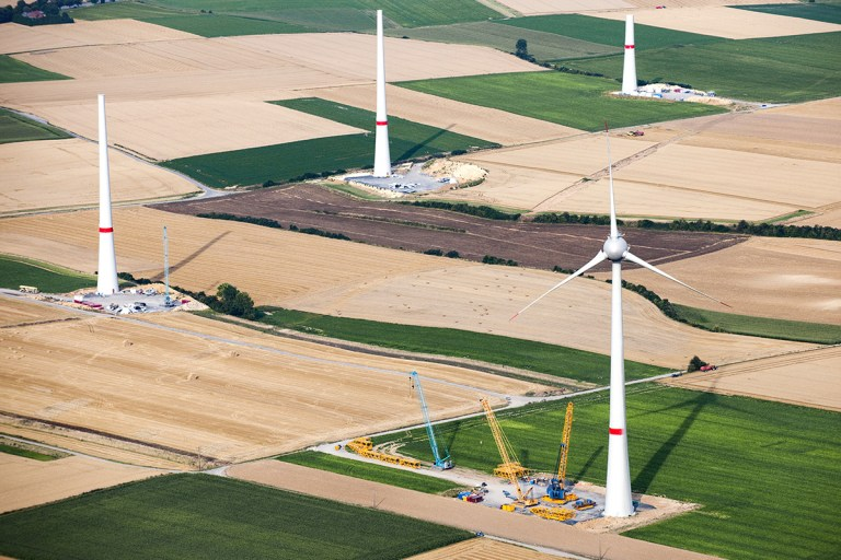 Resilient wind industry delivers 17% of Europe's electricity, proves smart bet for Europe's green recovery
