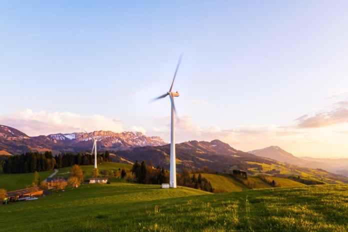 alternative alternative energy clouds countryside