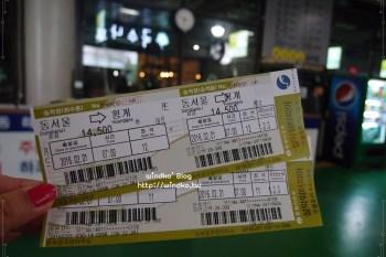 江原道自由行∥ 首爾前往平昌大關嶺三養牧場。行程交通方式:東首爾搭巴士到橫溪市外巴士客運站,再轉搭計程車;附巴士時間表