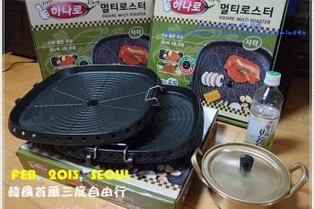 ∥2013。韓國首爾自由行∥ Day4-6 黃鶴洞廚房家具街(황학동 주방가구거리)- 我就是在這裡扛了三個烤盤回臺灣!