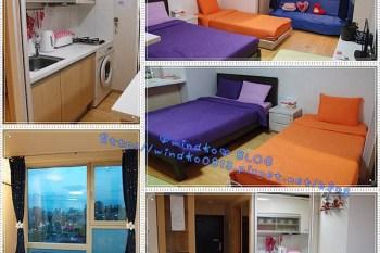 首爾住宿∥ 弘大入口站日租套房。Stone House 2號房,附弘大站美食食記