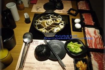 食記∥ 台北中正。一番地壽喜燒(開封店)