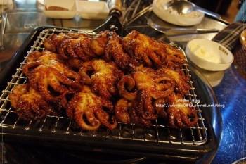 ∥韓國自由行∥ 慶北浦項食記:喜兒家的烤小章魚與綠豆煎餅(희야네 쭈꾸미&빈대떡)- 超好吃的烤小章魚&綠豆煎餅,就是要很多芝麻葉啊!附首爾弘大店、釜山西面店的位置地圖