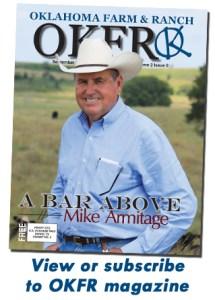 Oklahoma farm and ranch magazine spotlight