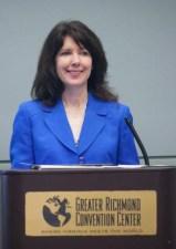 Smyers, Debra Speaking Engagement VCA in Richmond 2013