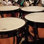 吹奏楽のパーカッションの楽器の種類はどんだけ?かっこいいのは?
