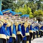 ブラスバンドと吹奏楽・マーチングの違い!楽器の種類も違う?