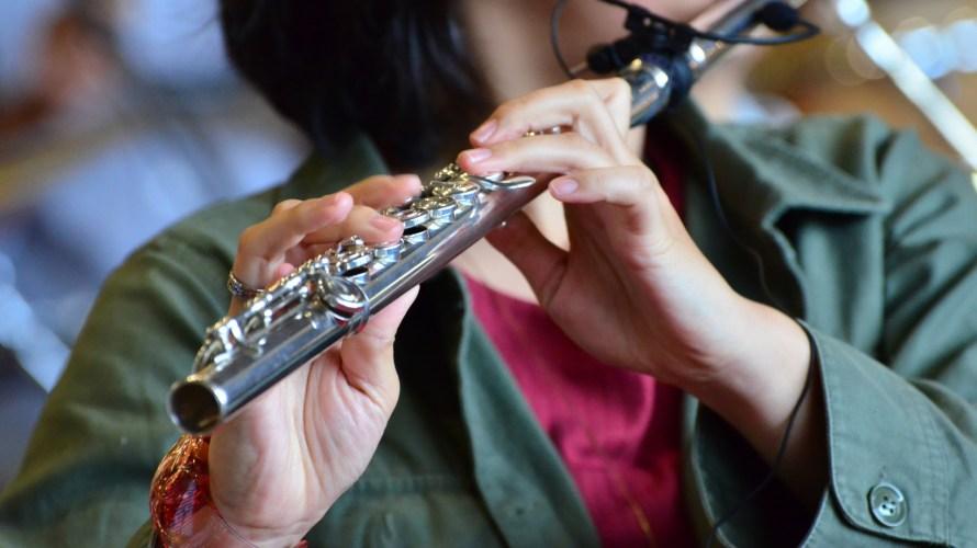 フルート 吹き方のコツ!きれいなビブラートや高音・低音を出すには?
