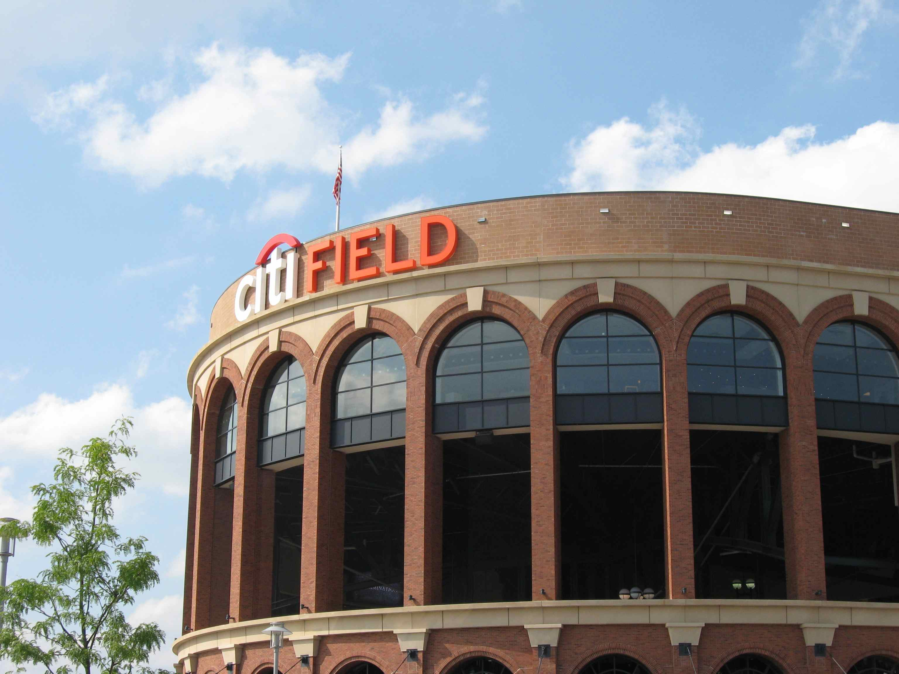 CitiField sign