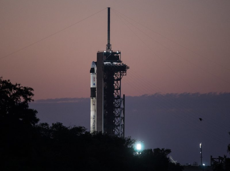Watch live Friday: NASA, SpaceX launching Crew-2 astronauts to space station @ 5:49 am ET, ,