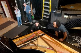 New Steinway arrives at Breanu