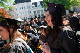 2014 Undergraduate and Graduate Commencement