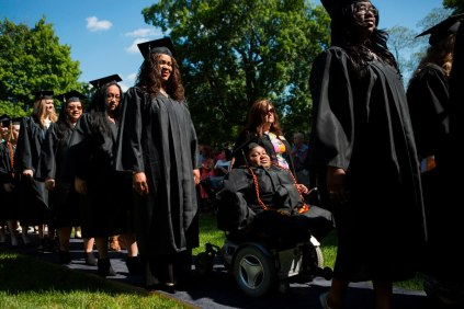 2015 Women's College Commencement
